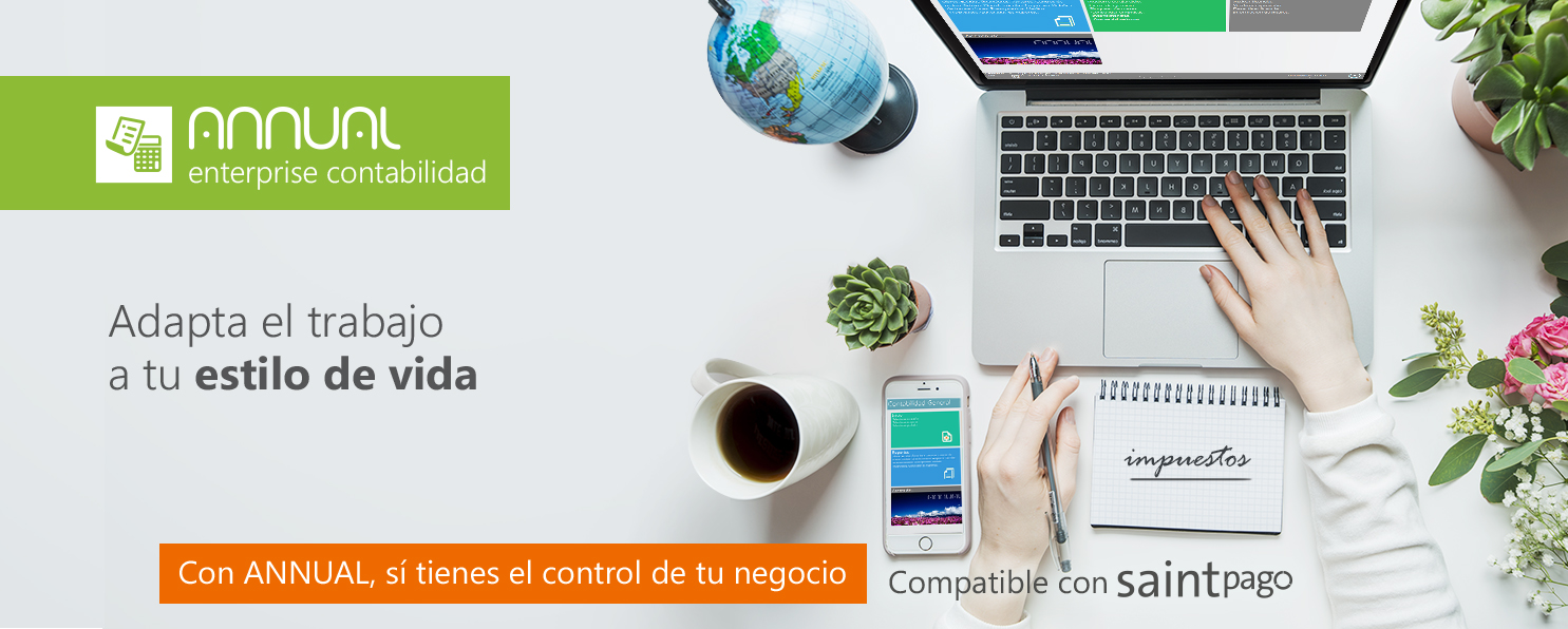 ANNUAL enterprise contabilidad