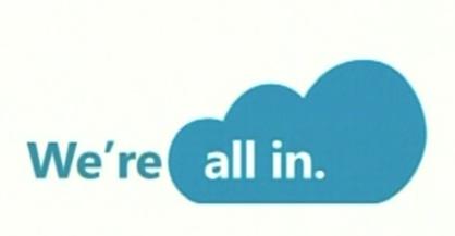Al igual que saint, Microsoft Venezuela se montó en la Nube