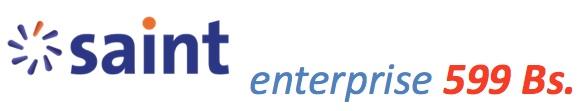 Promoción enterprise a 599 Bs
