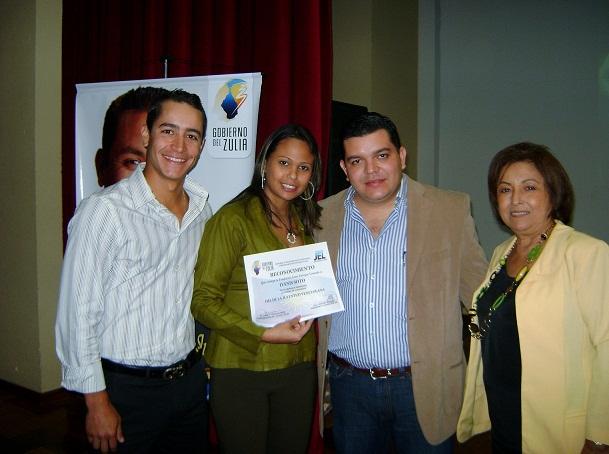 Personal saint recibe reconocimiento de la Fundación JEL