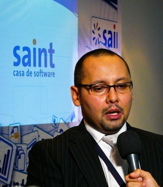 saint se convierte en socio de desarrollo y comercialización de Microsoft