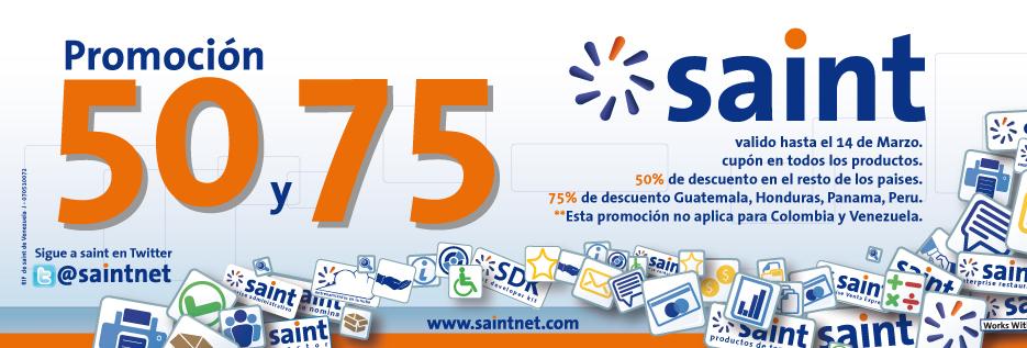 «Promoción Internacional 50 y 75»