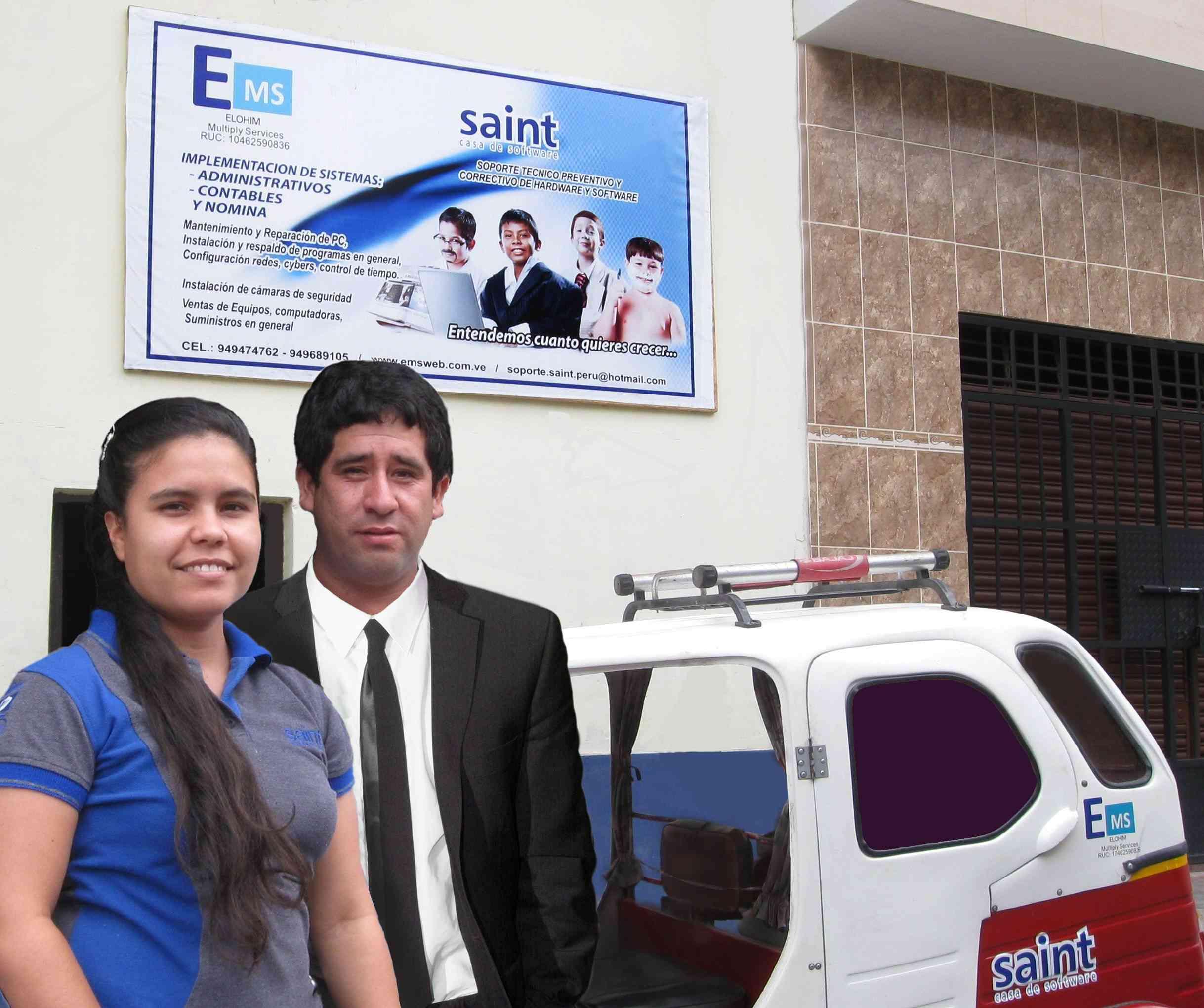 saint crece en Perú