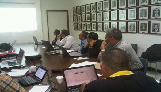 Capacitación en el generador de reportes saint enterprise se dicto en Valencia (Venezuela)