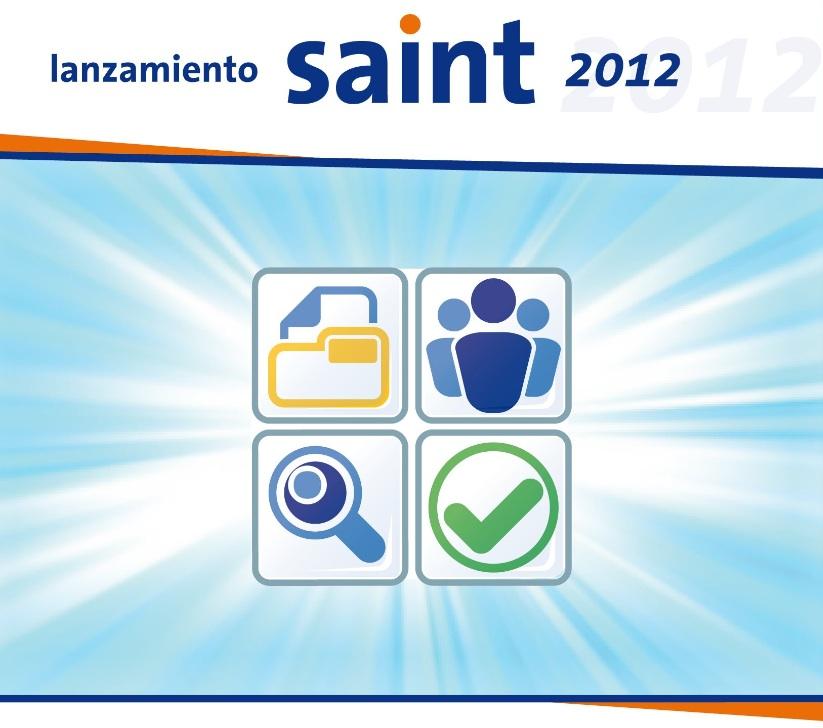 Cronograma de las nuevas versiones y productos saint 2012 para pruebas.