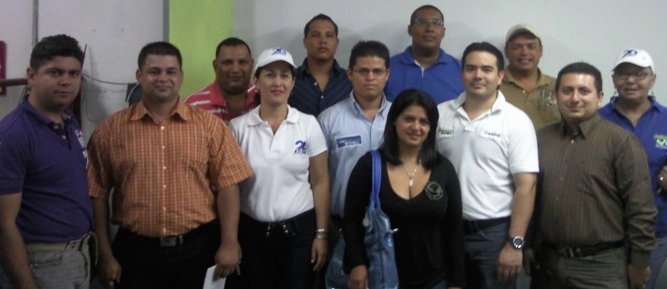 Exitosa reunión técnica saint en Barinas (Venezuela)
