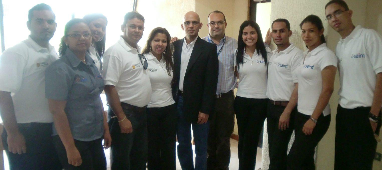 Conversatorio ERM (RRHH) en Lechería, Venezuela
