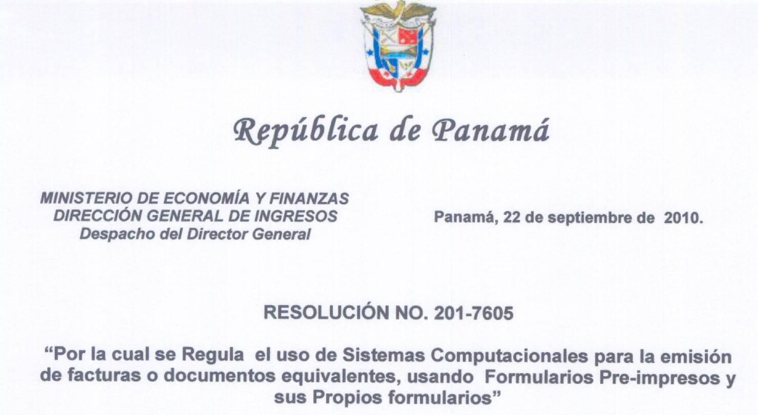 Conoce los requisitos para el uso de software administrativos en Panamá