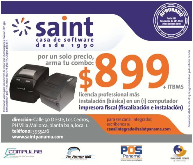 Tenemos el mejor software administrativo, al mejor precio en Panamá