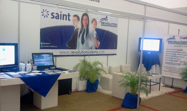 """Venezuela: """"Expotecnología 2011 Bolívar"""" saint estuvo presente"""