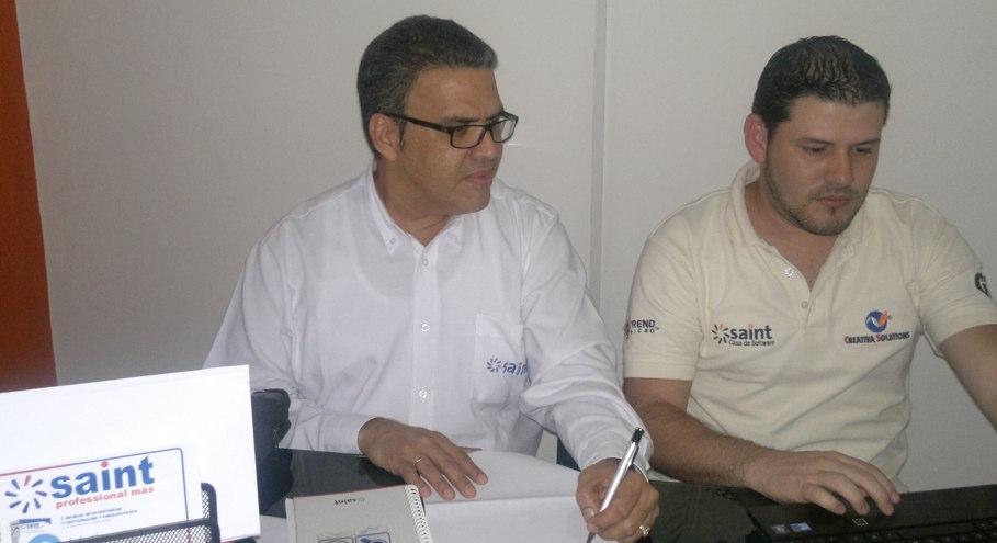 saint en Costa Rica se capacita para el 2012