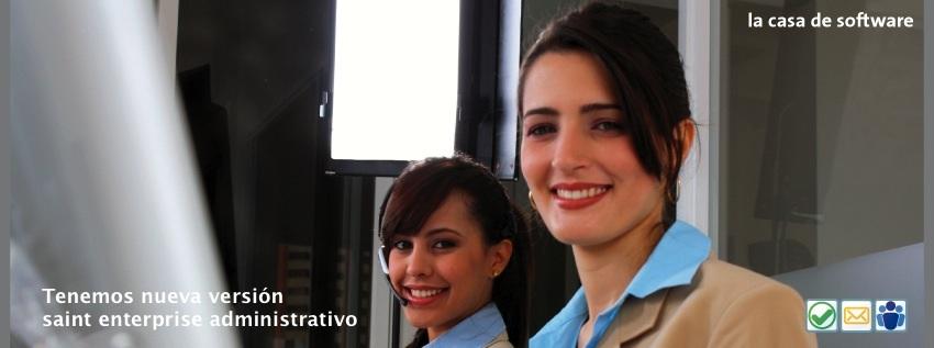 Tenemos nueva versión de saint enterprise administrativo, con mejoras para Colombia, Panamá y Venezuela