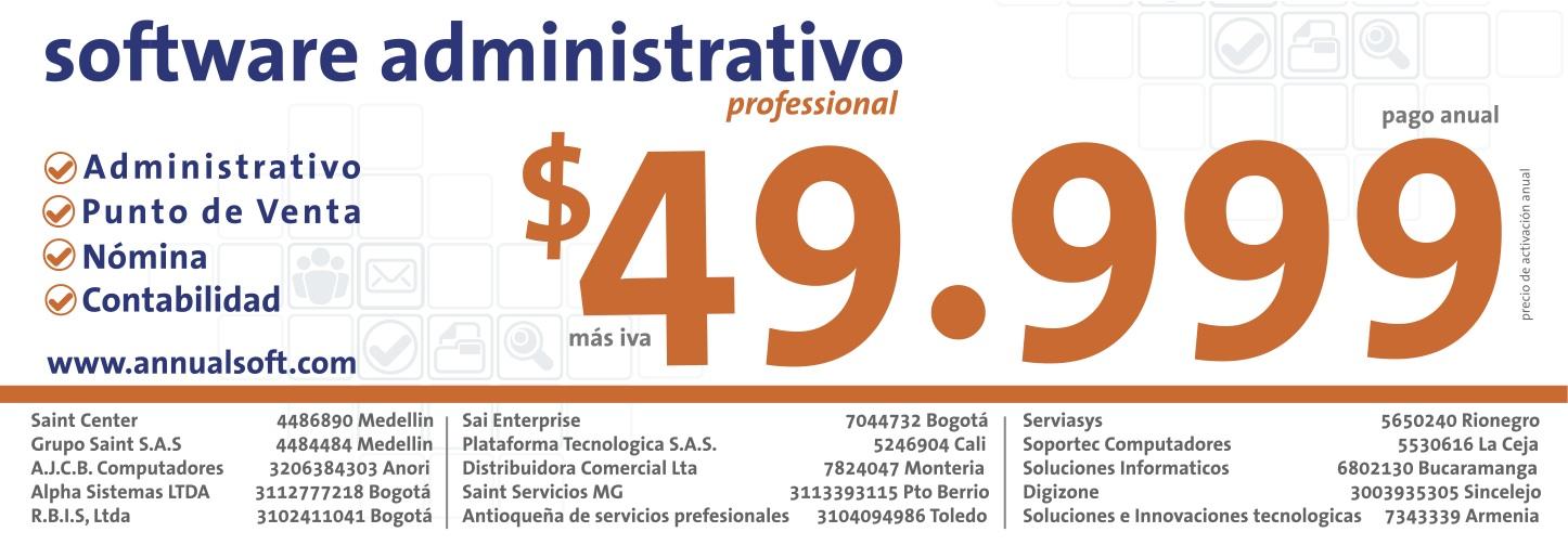 Iniciamos campaña publicitaria de professional en Colombia