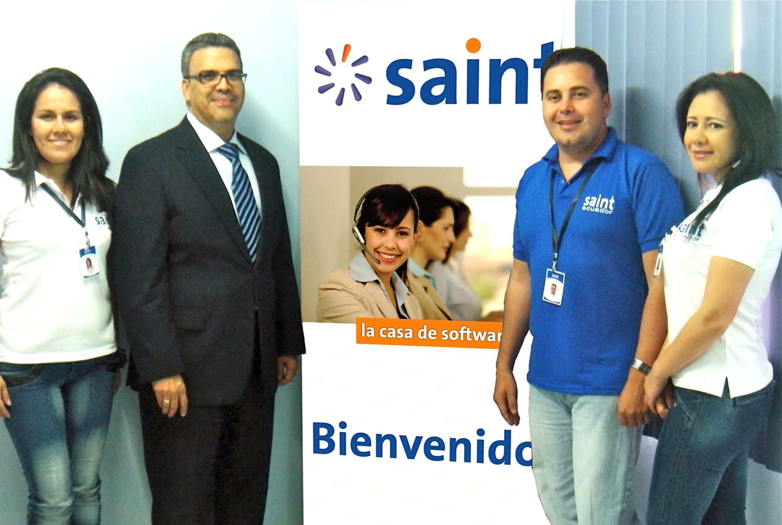 saint ahora en Ecuador