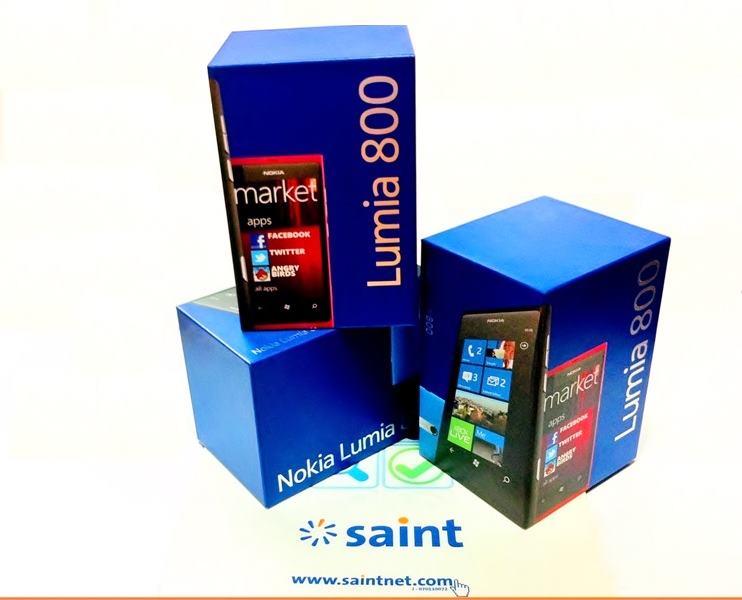 Ya tenemos dos de los tres ganadores de smartphone Nokia Lumia 800