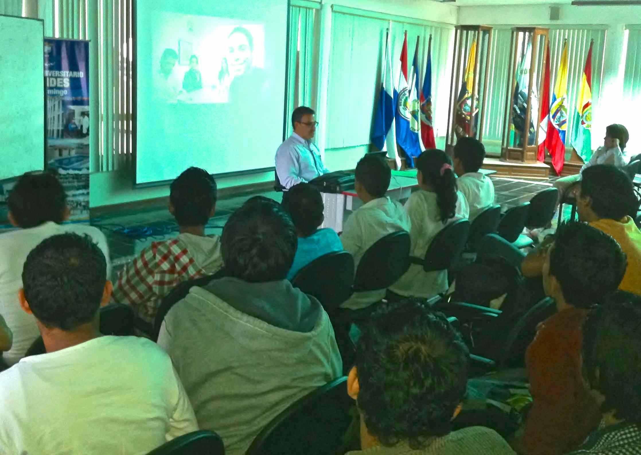 Ecuador: saint continúa formando nuevos emprendedores