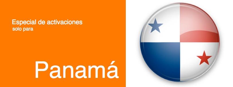 Vuelve el especial de activaciones solo para Panamá.
