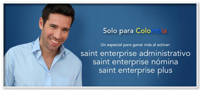 Para mejorar tus beneficios saint ha creado un nuevo especial solo para Colombia.