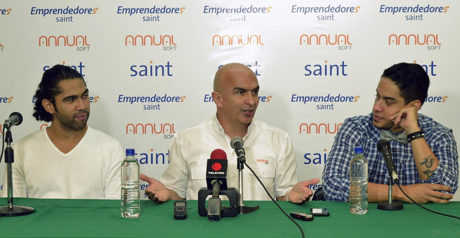 """""""Convención nacional e internacional 2013, emprendedores saint"""""""