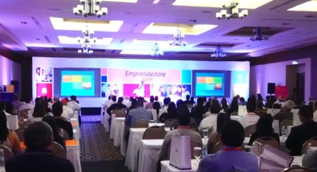 Testimonios de la convención emprendedores saint 2013 (video).