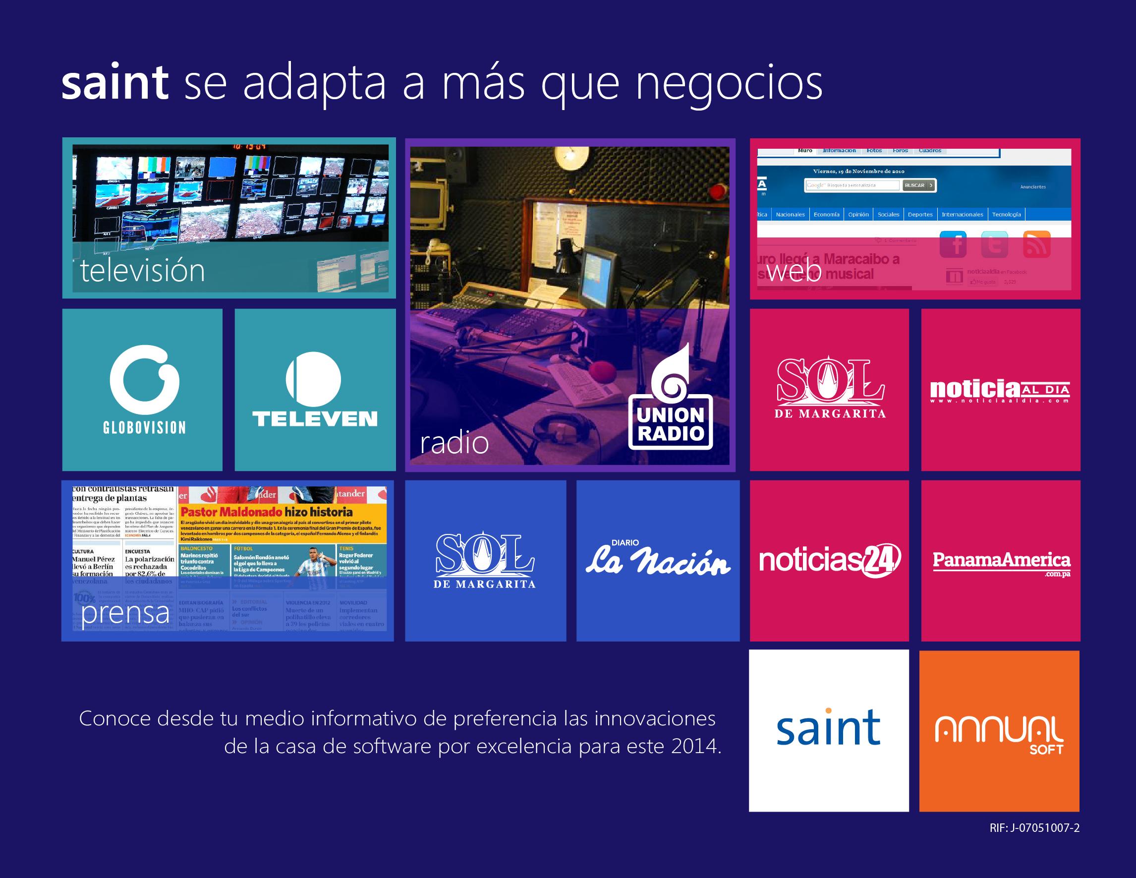 En saint innov@mos para que ganes más, como canal integrador.