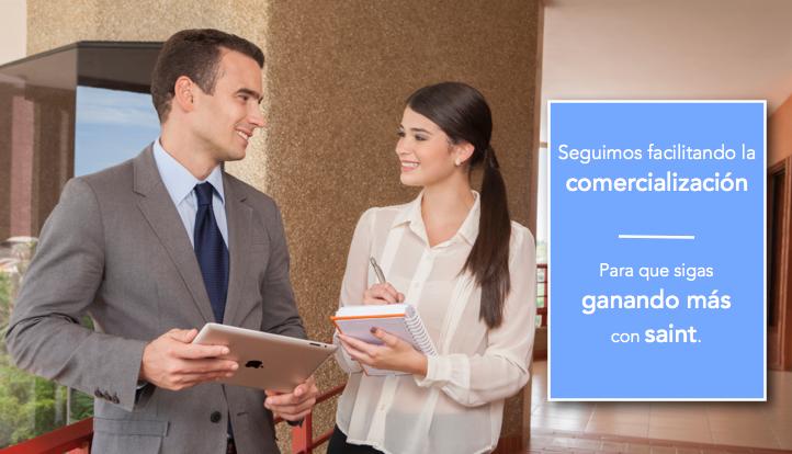Seguimos facilitando la comercialización y la forma de hacer negocios para ti.