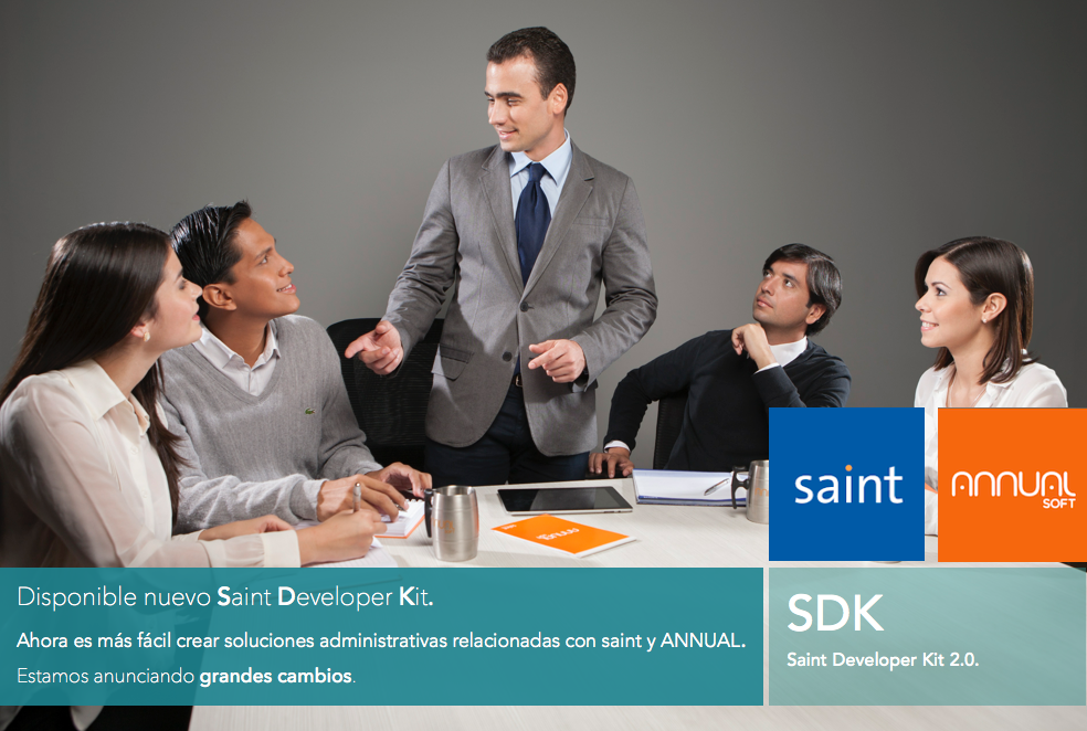 Disponible nuevo Saint Developer Kit (SDK).
