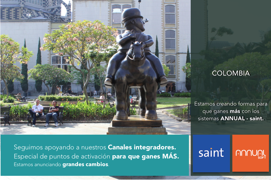 Colombia, especial de puntos de activación.