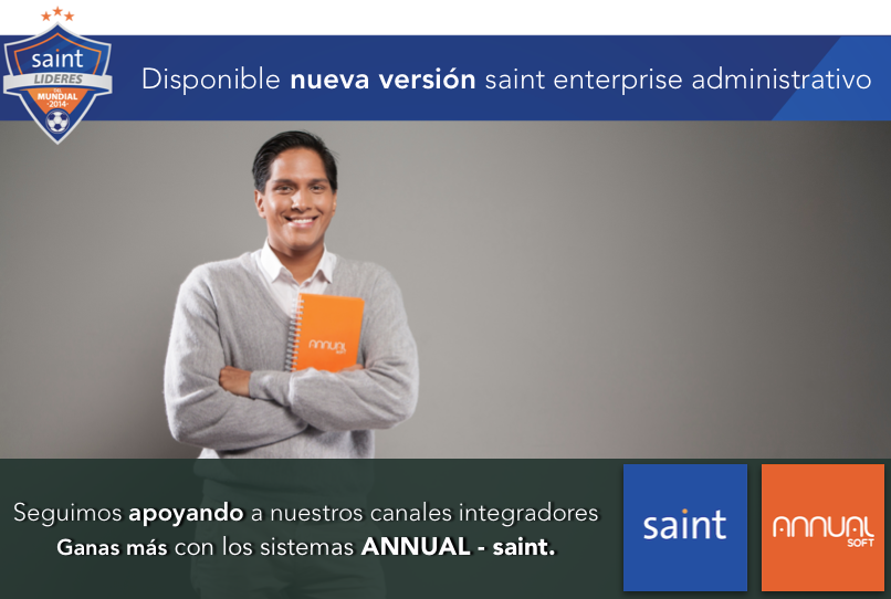 Disponible nueva versión saint enterprise administrativo 8.8.3.4