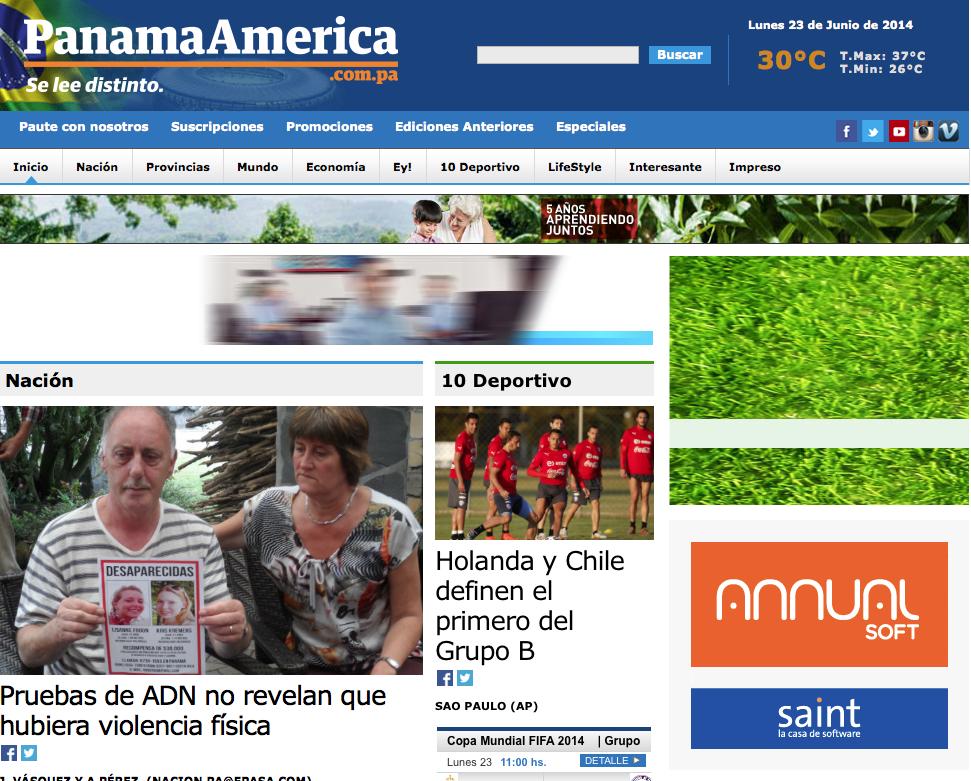 Panamá, estamos en campaña publicitaria