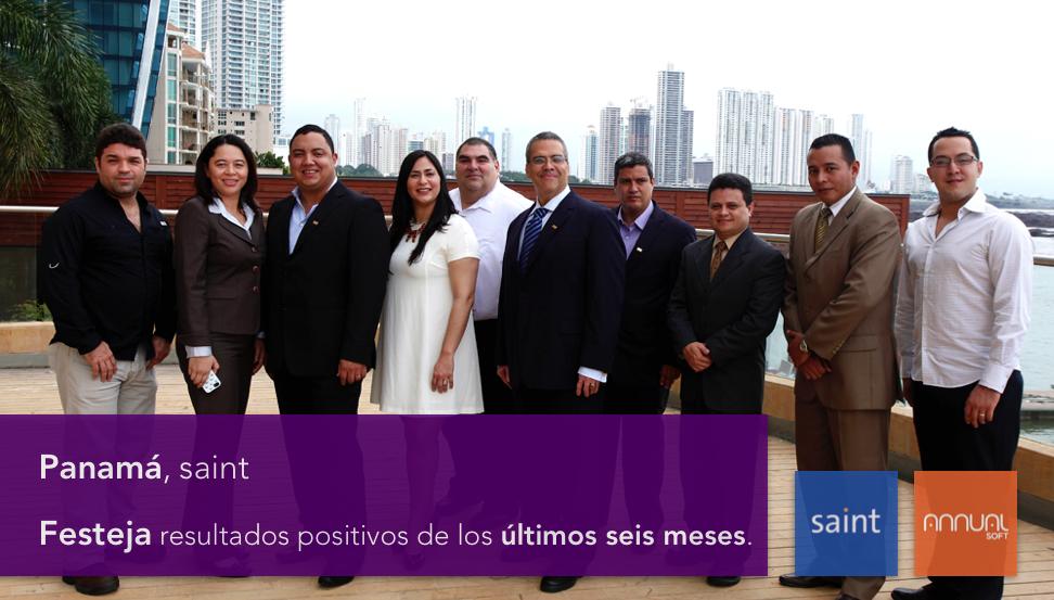 Panamá, saint Festeja resultados positivos de los últimos seis meses