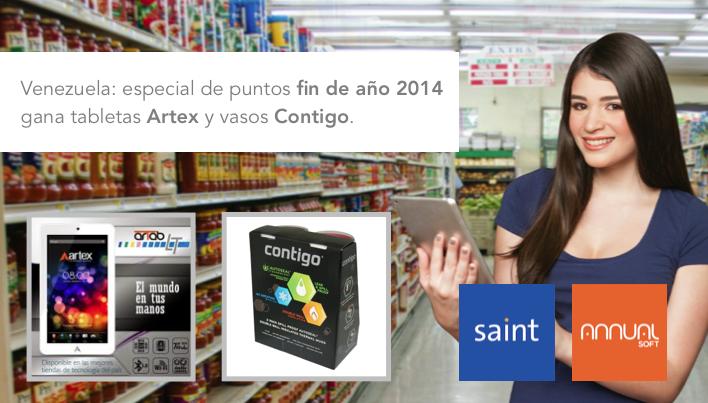 Venezuela: especial de puntos fin de año 2014