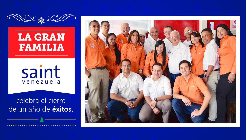 Celebramos exitoso fin de año fiscal en Casa Matriz.