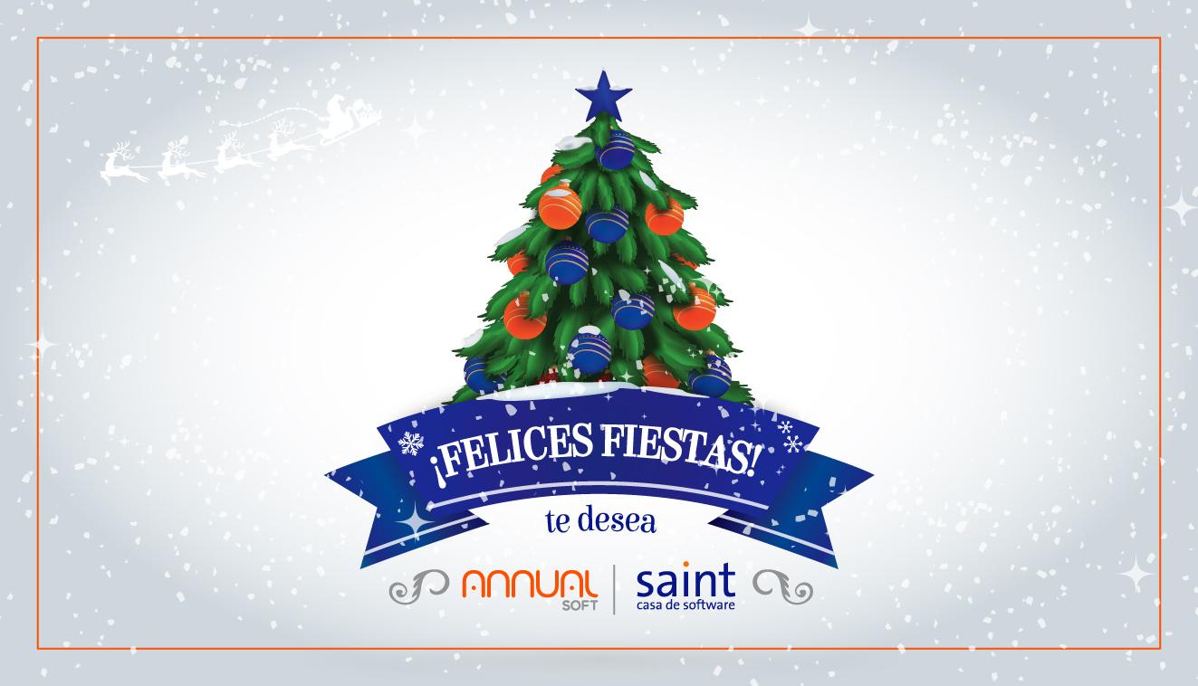 Felices fiestas 2014 les desea saint casa Matriz.
