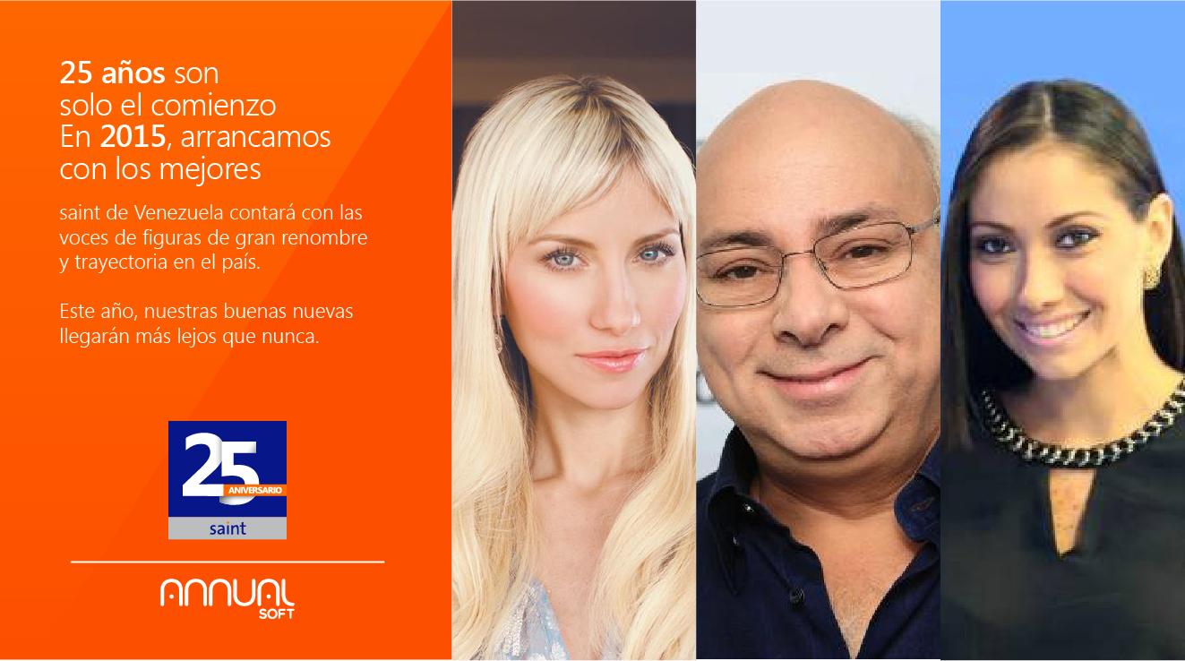 Venezuela: presentamos las imágenes de la marca para el 2015.