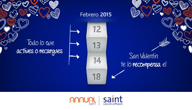 Especial de activaciones, San Valentin te Recompensa (válido para todos los países)