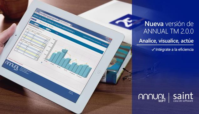 Disponible nueva versión de ANNUAL Tablero de Mando (TM).