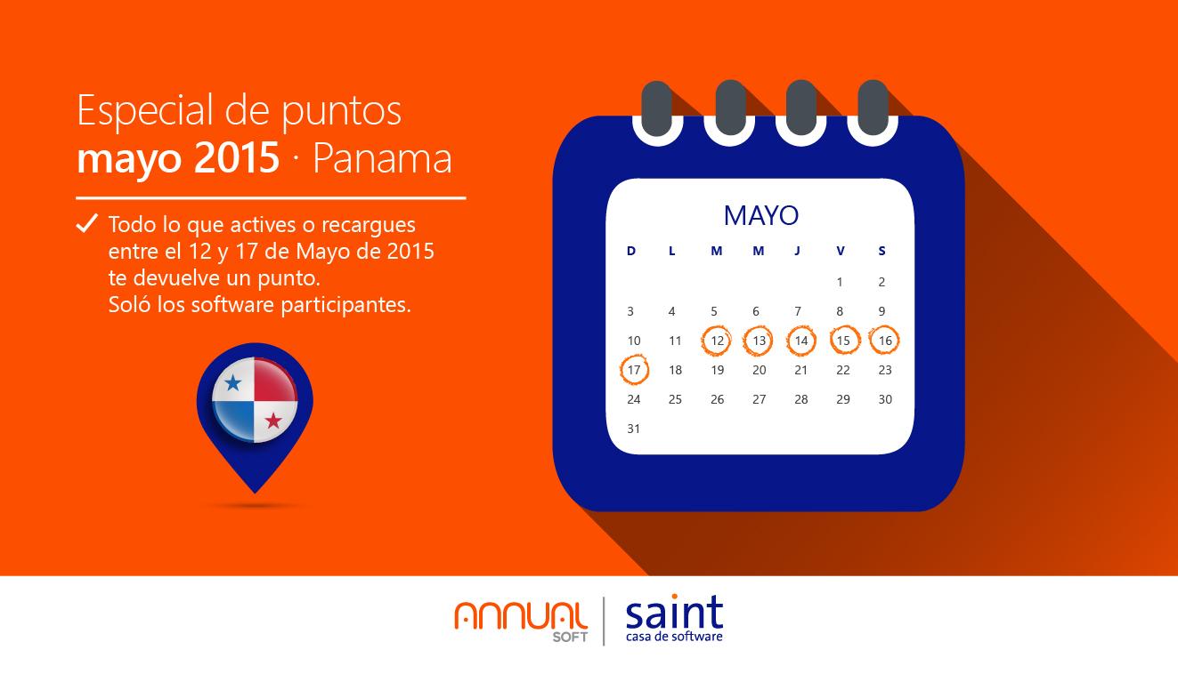Panamá: especial de activaciones. Mayo te Recompensa