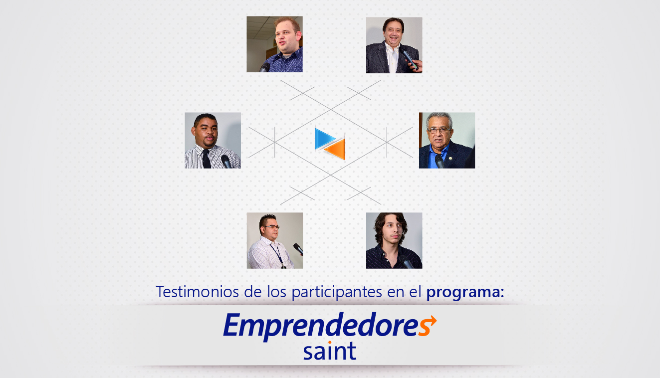 Entrevistas del cierre del programa de emprendedores saint