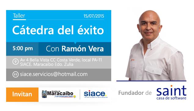 Venezuela: participamos en la cátedra del éxito del Servicio Integrado de Atención al Ciudadano Emprendedor