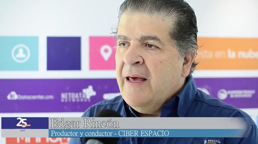 La opinión de EDGAR RINCÓN el productor y conductor del programa radial CIBER ESPACIO.