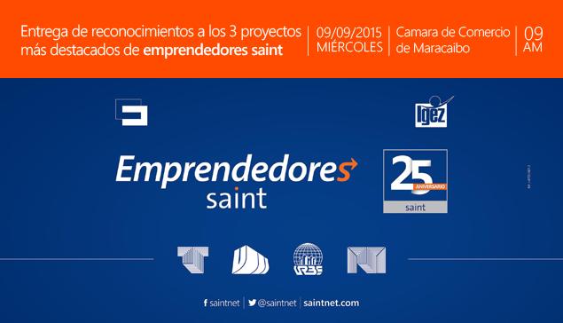 Culmina el primer Programa de Emprendedores Saint, 25 aniversario.