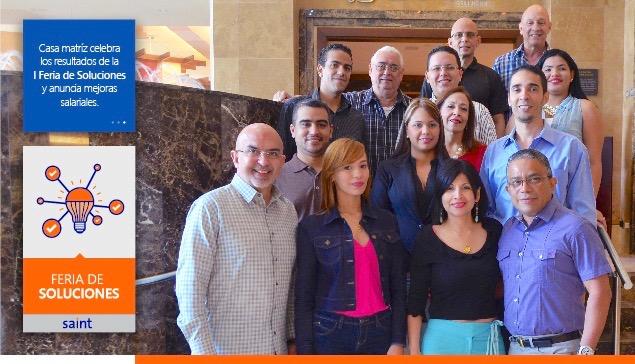 Casa matriz celebra resultados de la I Feria de Soluciones