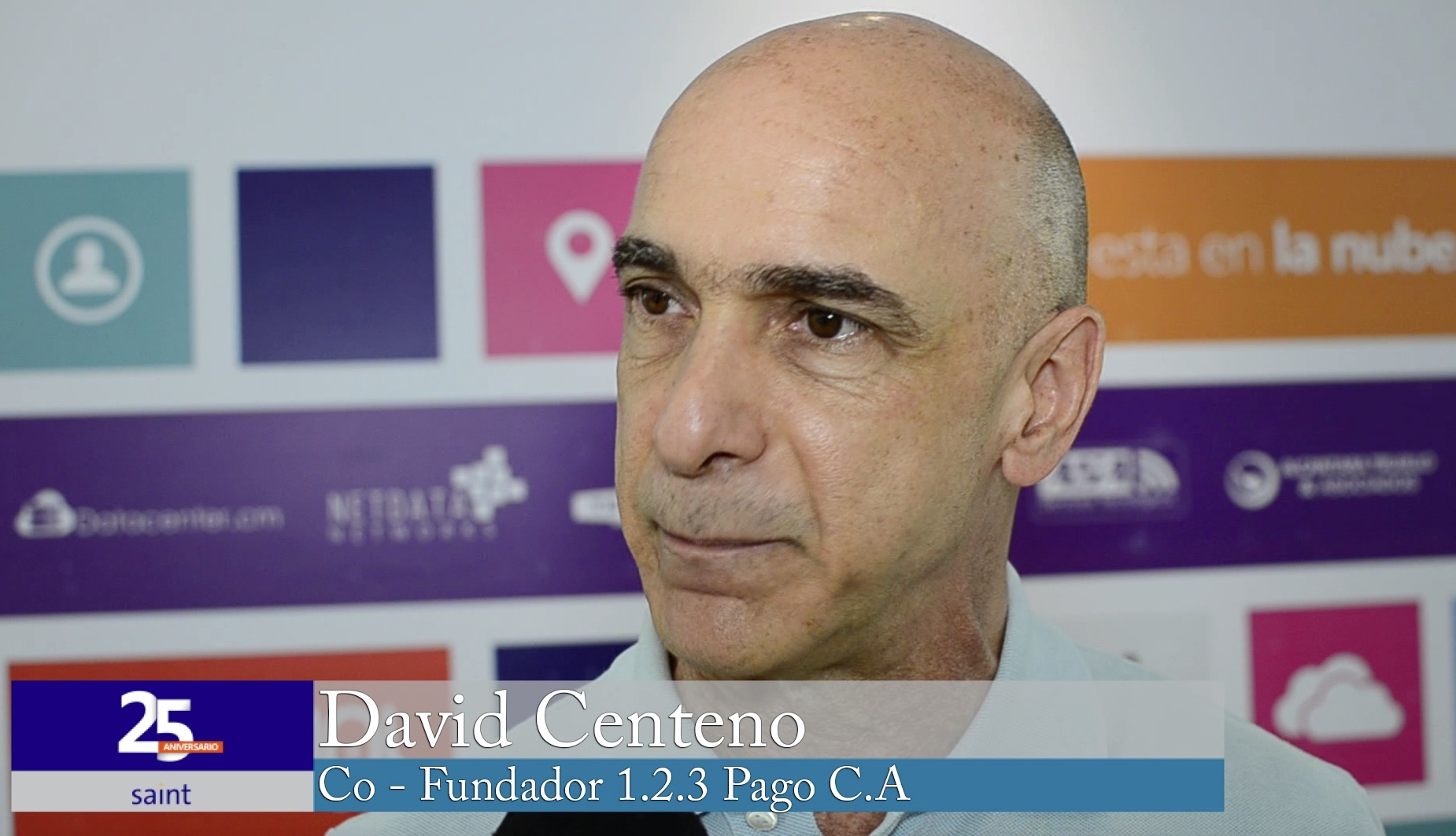 David Centeno, Cofundador 123, Pago C.A.