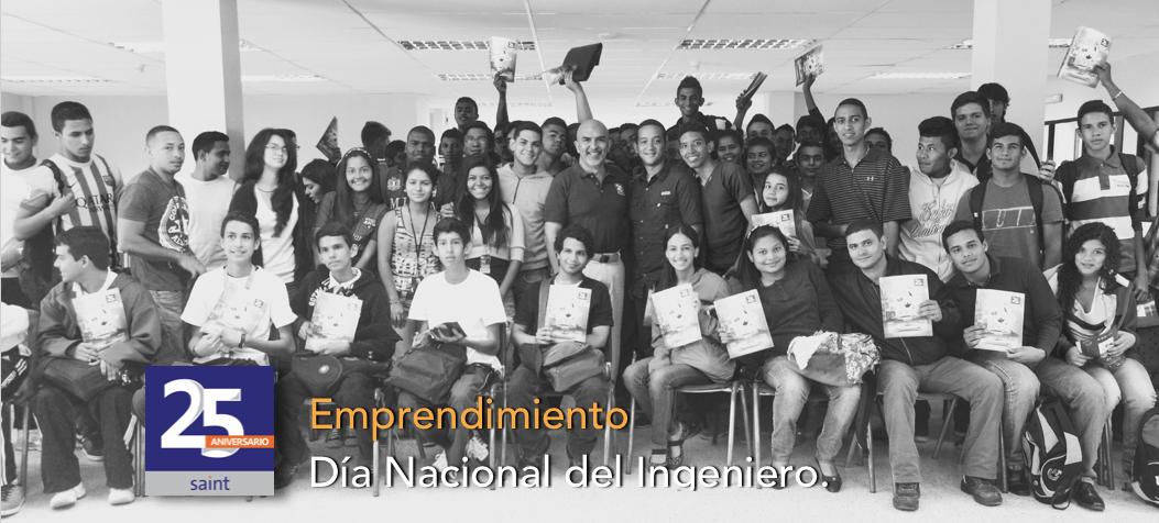 Charla de Emprendimiento con motivo al Día Nacional del Ingeniero