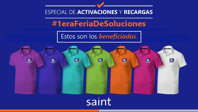 """Venezuela: lista de beneficiados especial de ACTIVACIÓN  """"#1eraFeriaDeSoluciones"""""""