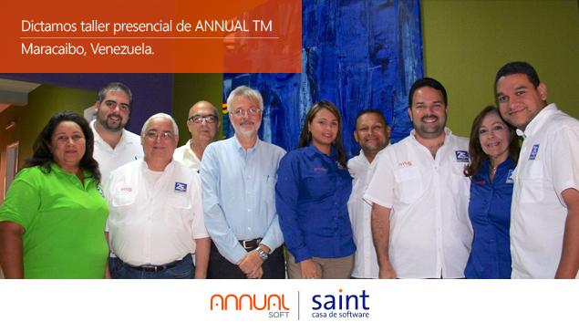 Dictamos taller de ANNUAL TM. Son más de 150 integradores capacitados el último mes.