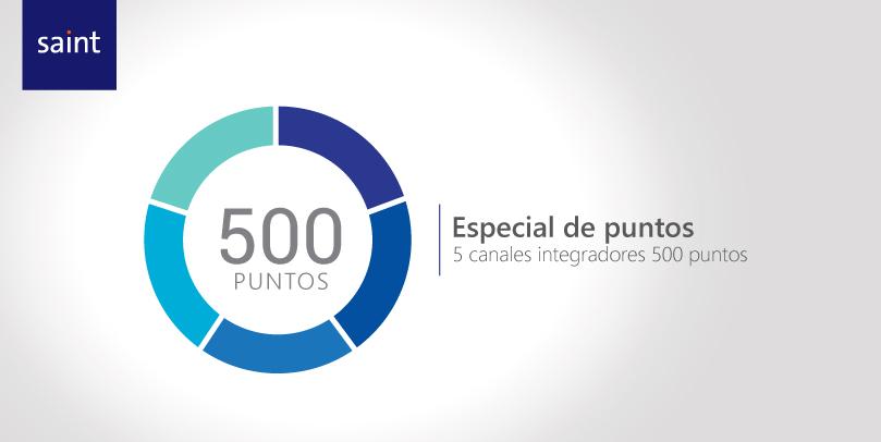 Venezuela: primer especial de puntos 2016. Para cinco canales mayoristas.