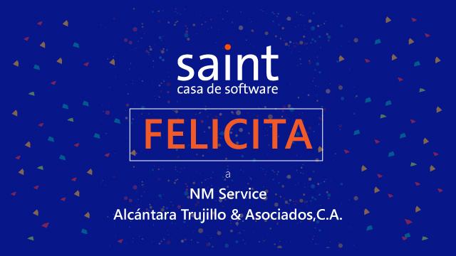 En saint siguen creciendo las alianzas. Felicitaciones Alcántara Trujillo & Asociados y  NM SERVICE