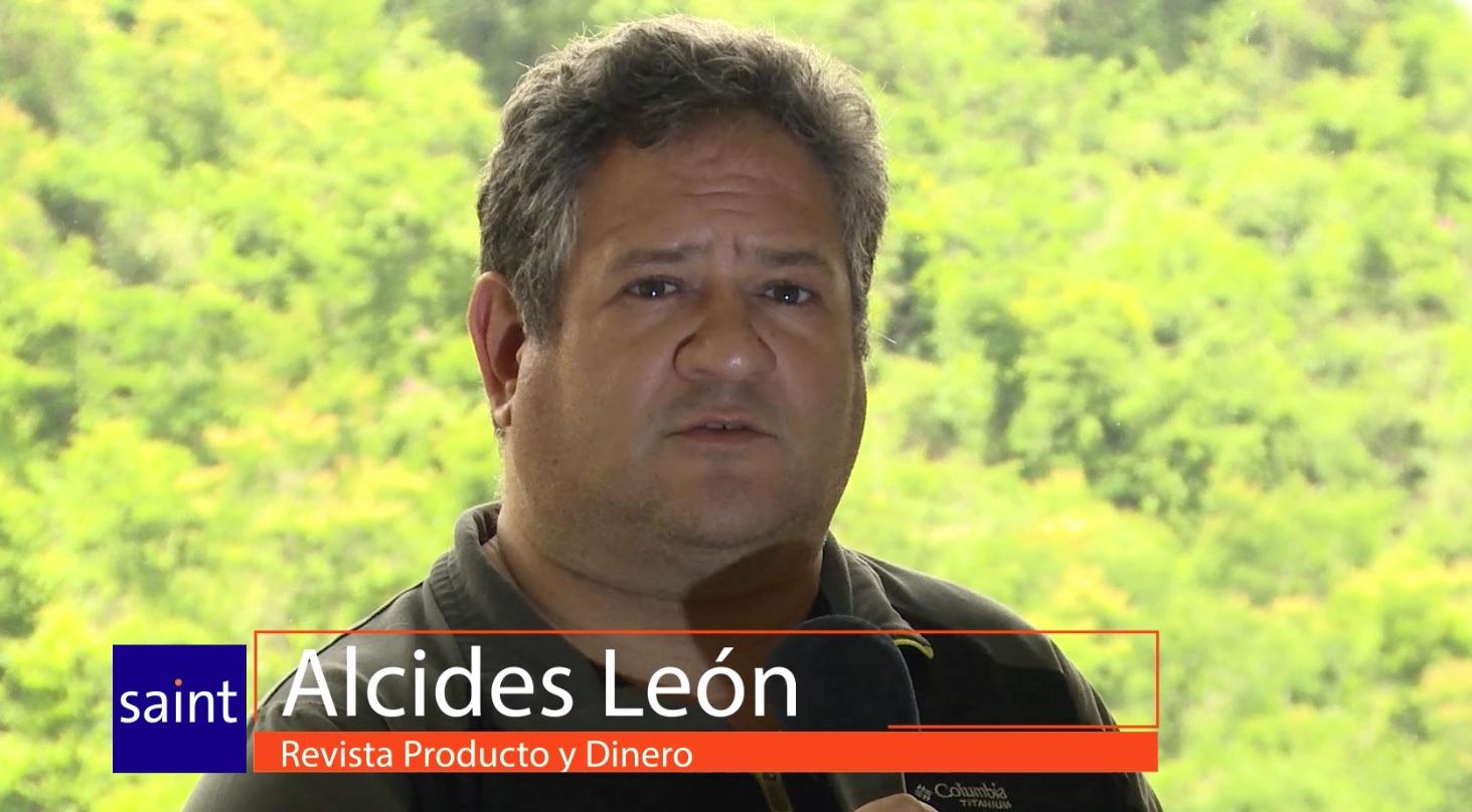 Opinión de Alcides León sobre la primera Conferencia de Desarrolladores Saint